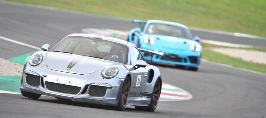 Porsche Werbung